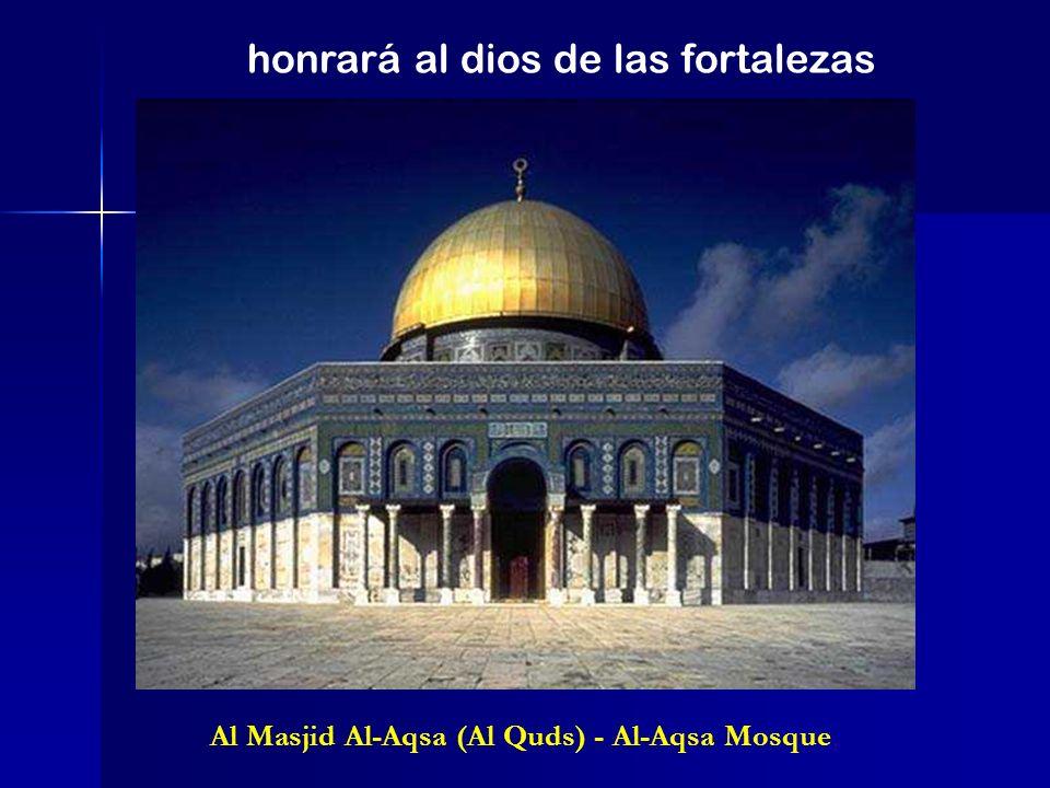 Al Masjid Al-Aqsa (Al Quds) - Al-Aqsa Mosque,
