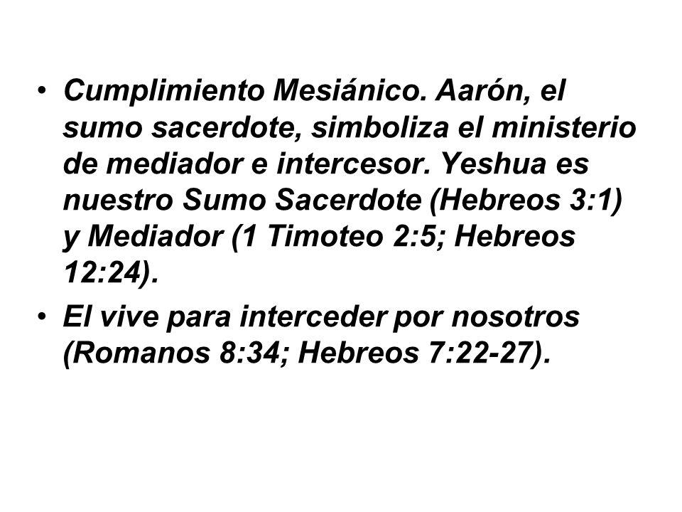 Cumplimiento Mesiánico