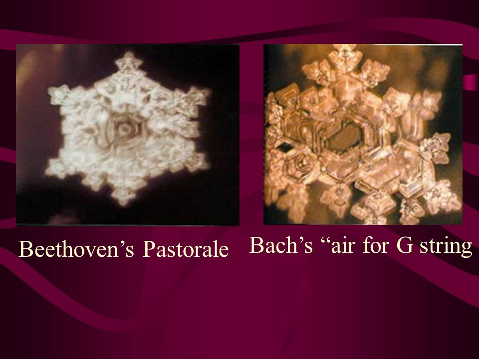 Bach's air for G string Beethoven's Pastorale