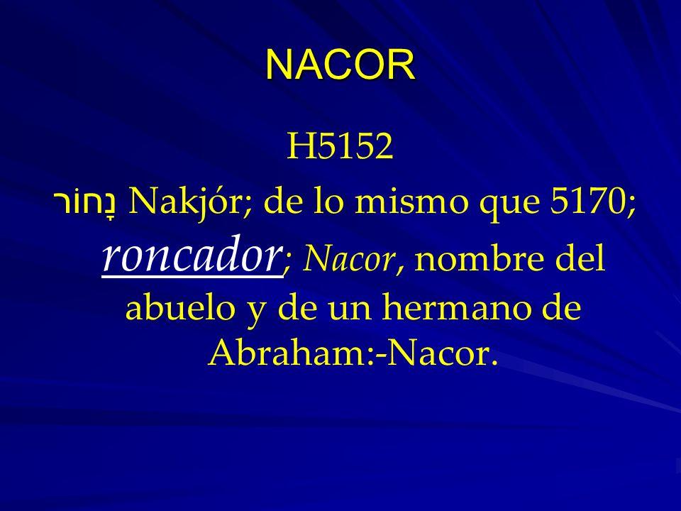 NACOR H5152.