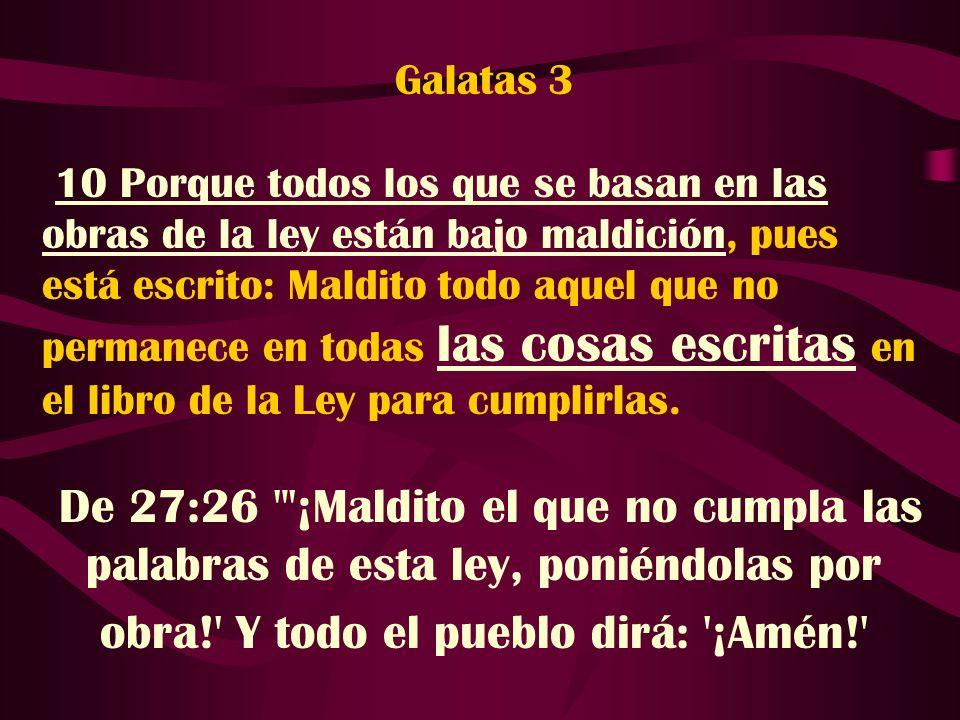 Galatas 3