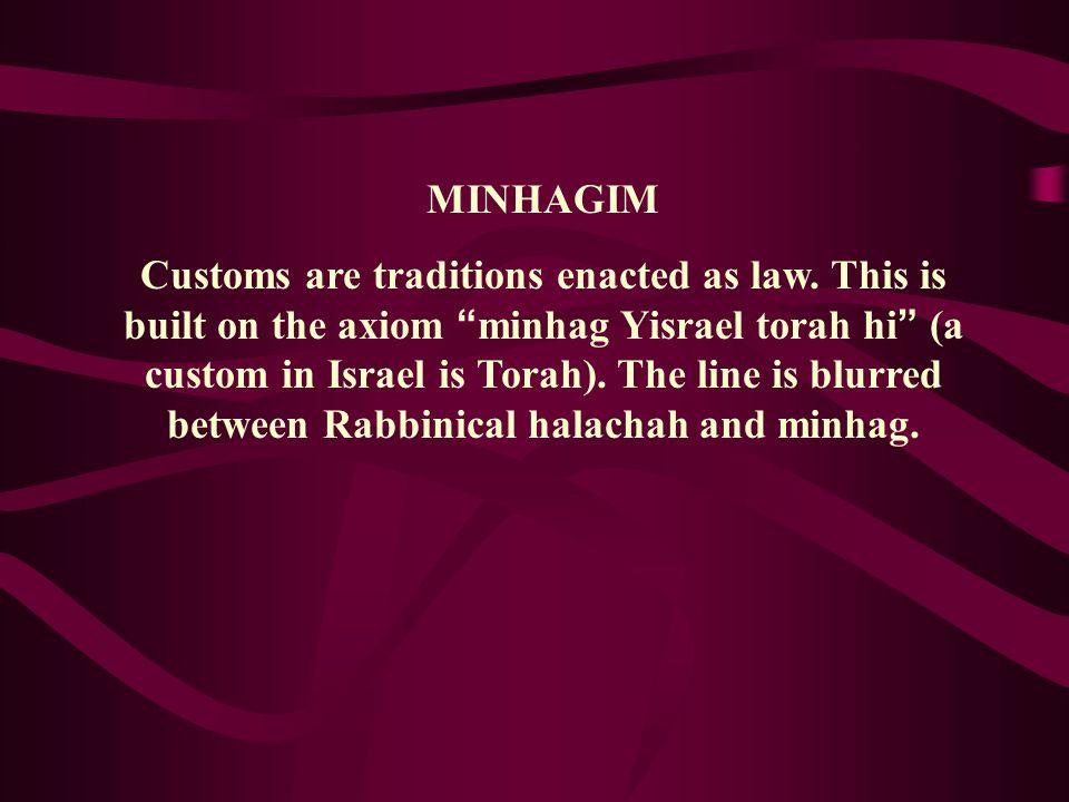MINHAGIM