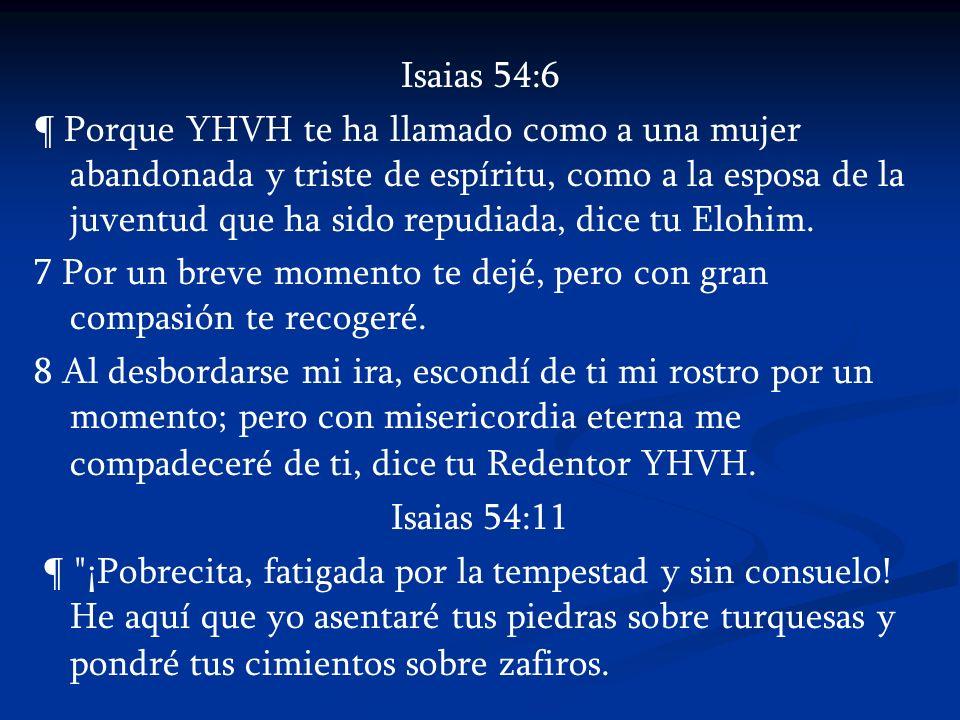 Isaias 54:6