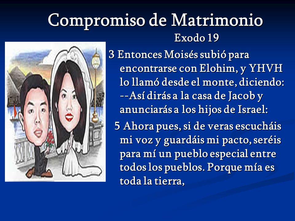 Compromiso de Matrimonio