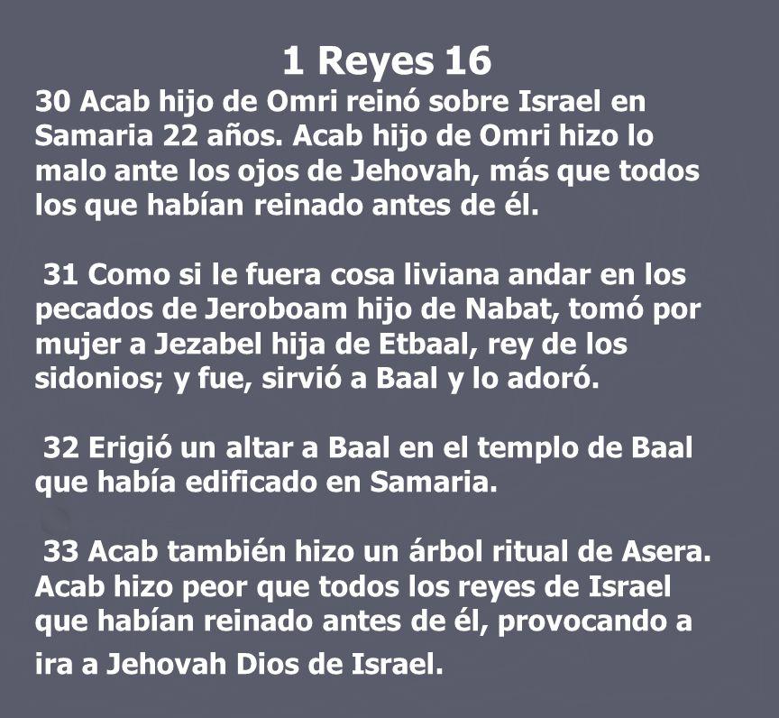 1 Reyes 16
