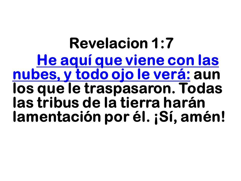 Revelacion 1:7