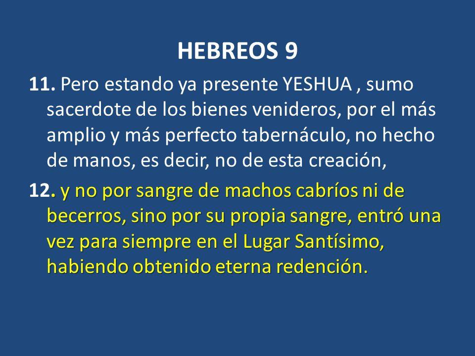 HEBREOS 9