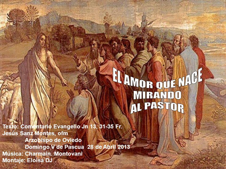 EL AMOR QUE NACE MIRANDO AL PASTOR
