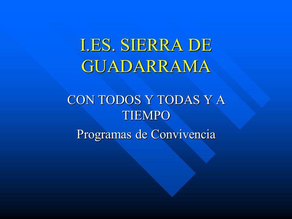 I.ES. SIERRA DE GUADARRAMA
