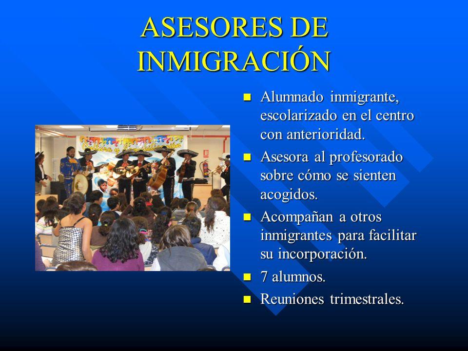 ASESORES DE INMIGRACIÓN