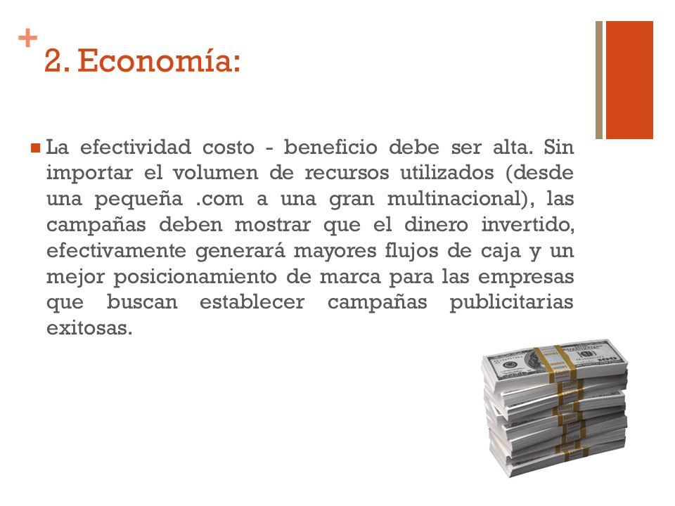 2. Economía: