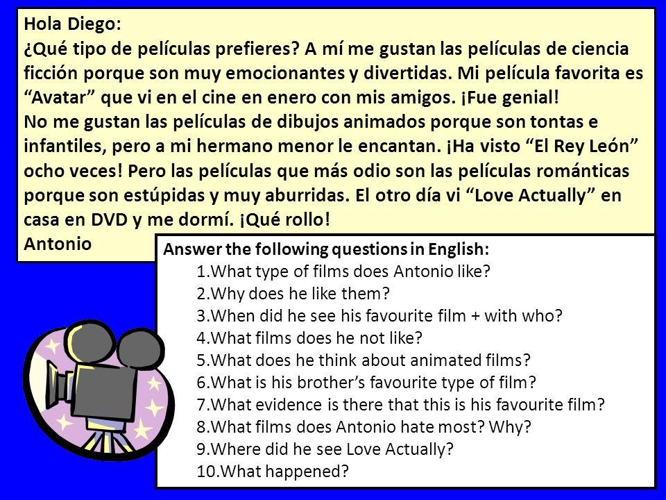 Hola Diego:
