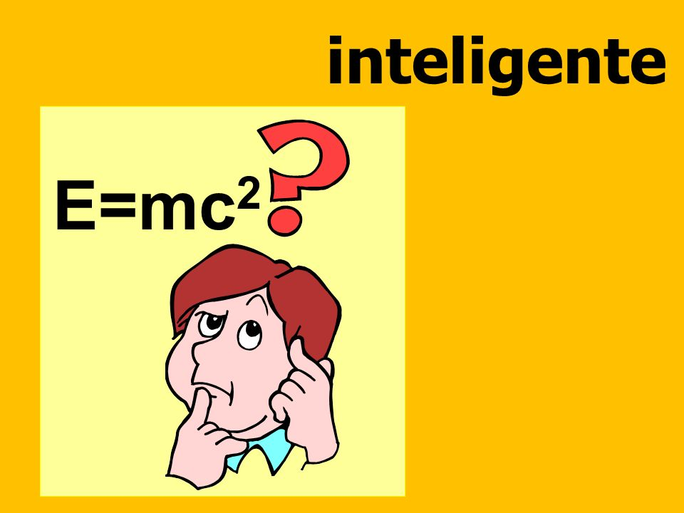 inteligente E=mc2