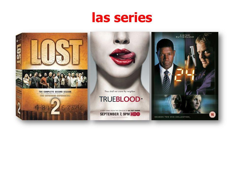 las series