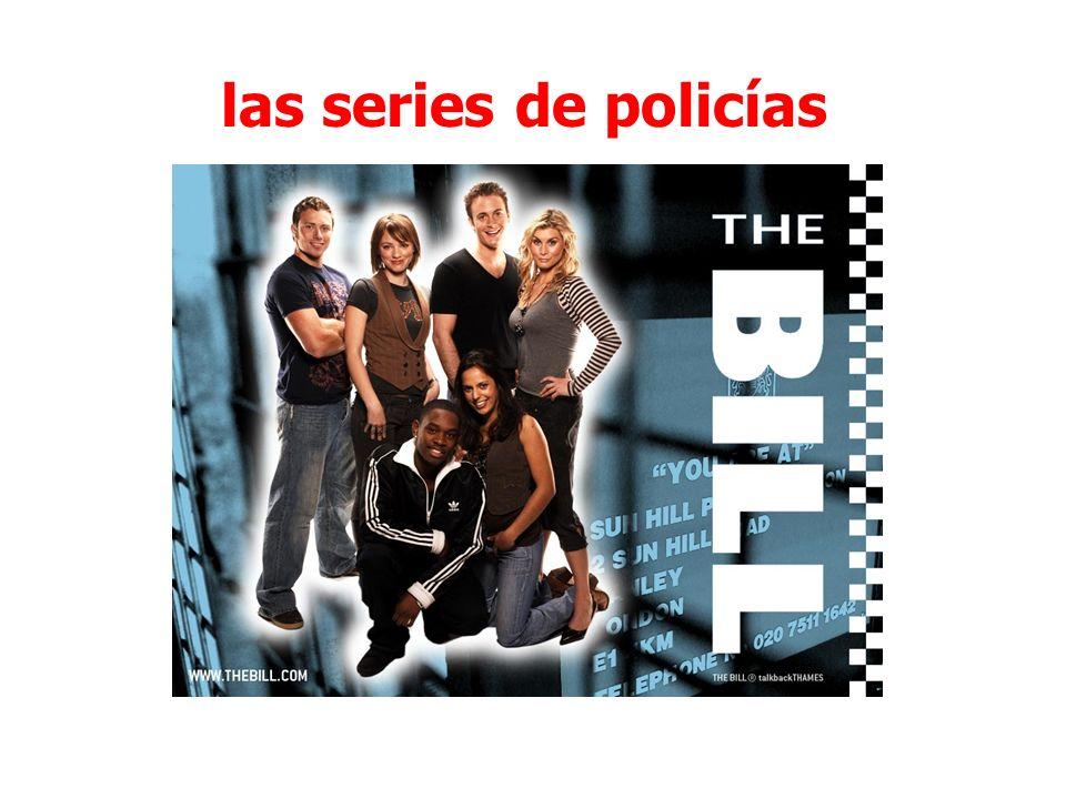 las series de policías