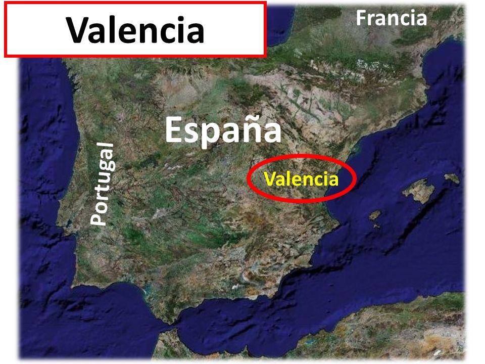 Valencia Francia España Valencia Portugal
