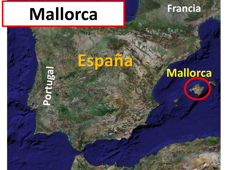 Mallorca Francia España Mallorca Portugal