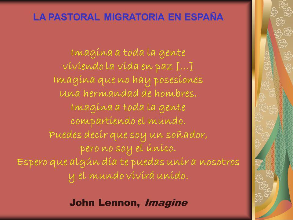 LA PASTORAL MIGRATORIA EN ESPAÑA