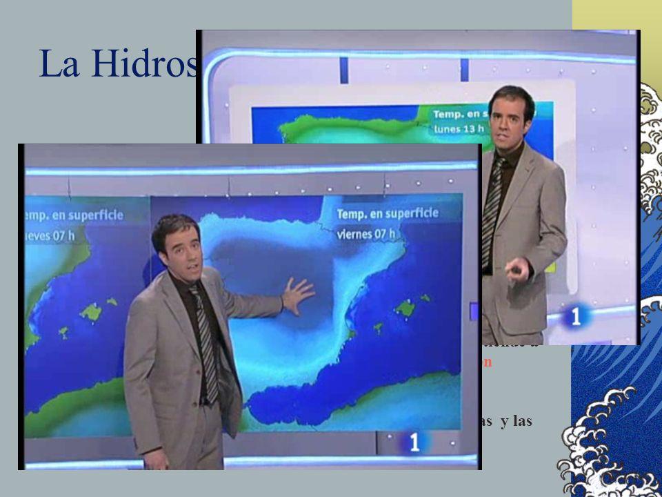 La Hidrosfera como regulador térmico