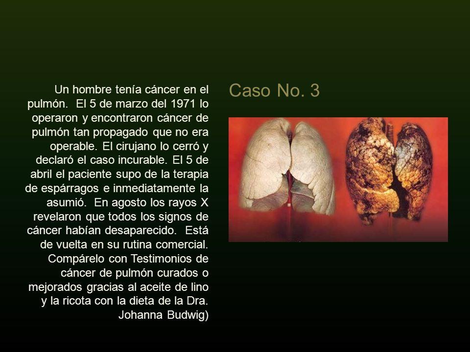 Caso No. 3
