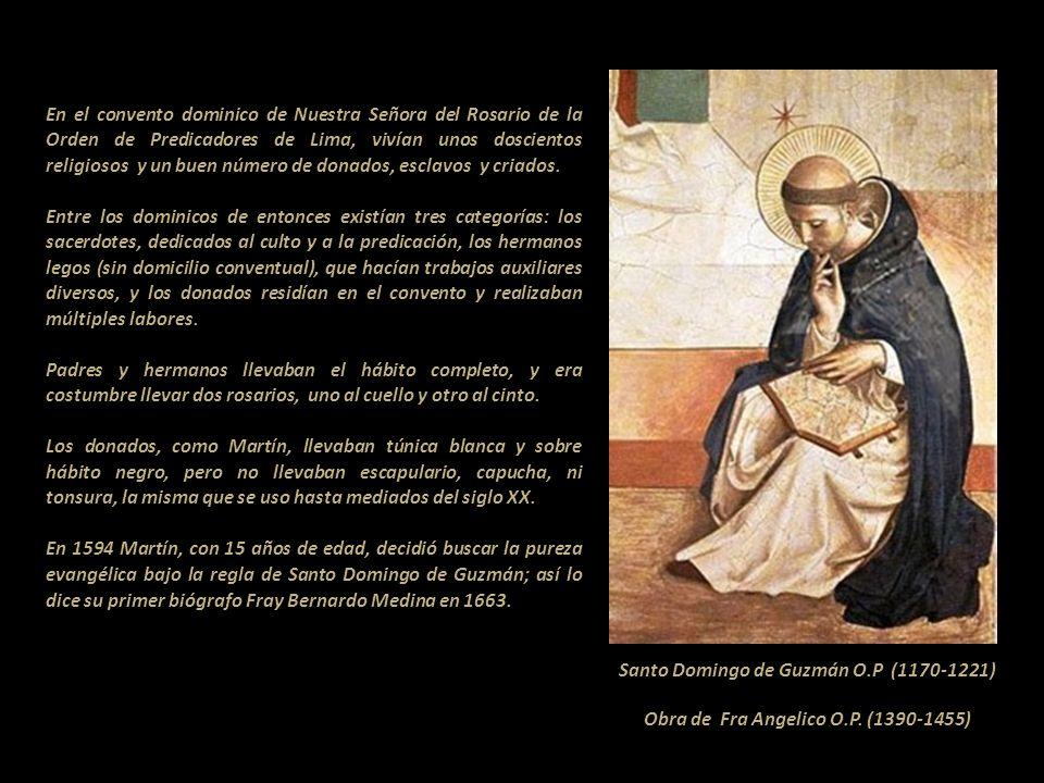 Santo Domingo de Guzmán O.P (1170-1221)