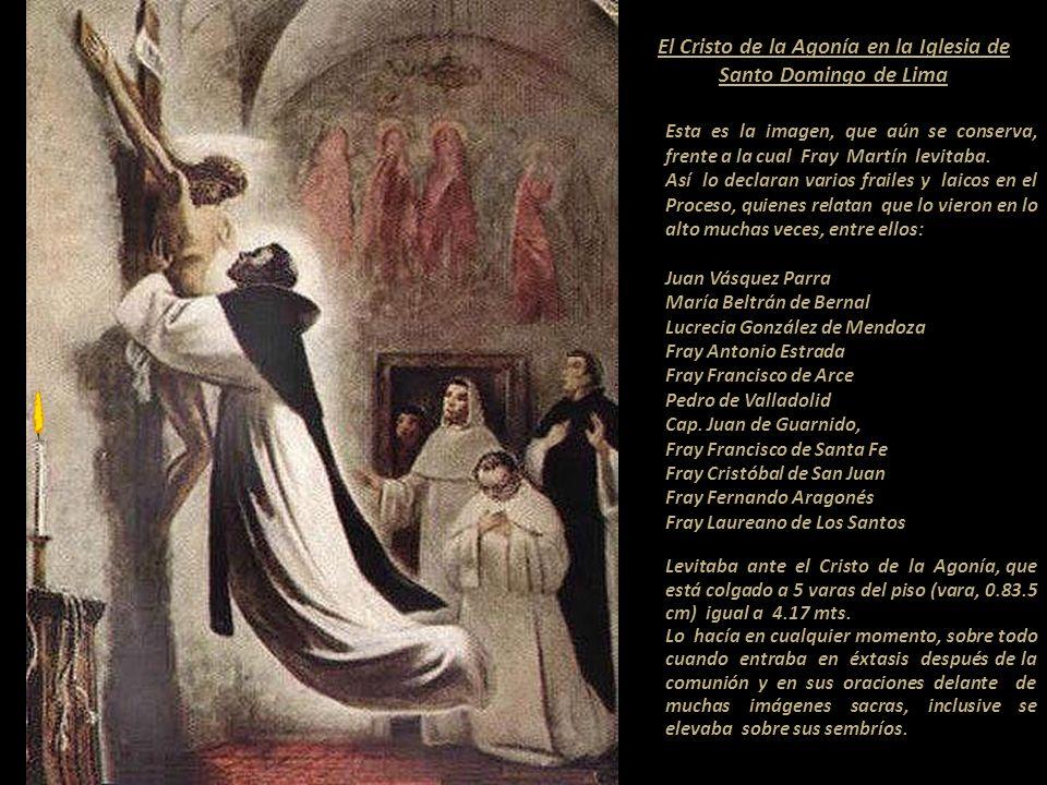El Cristo de la Agonía en la Iglesia de