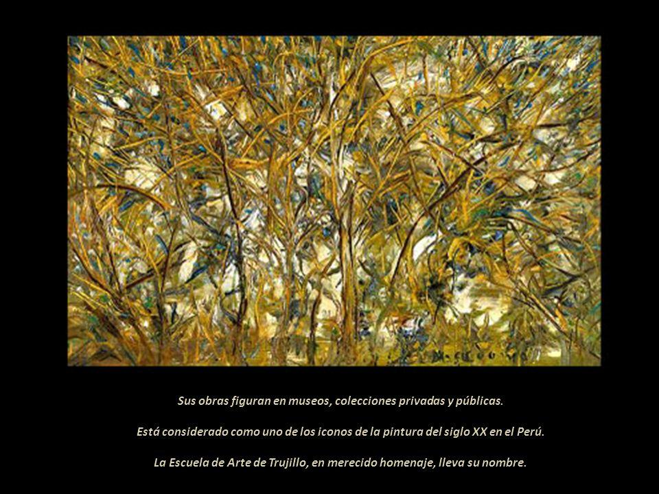 Sus obras figuran en museos, colecciones privadas y públicas.