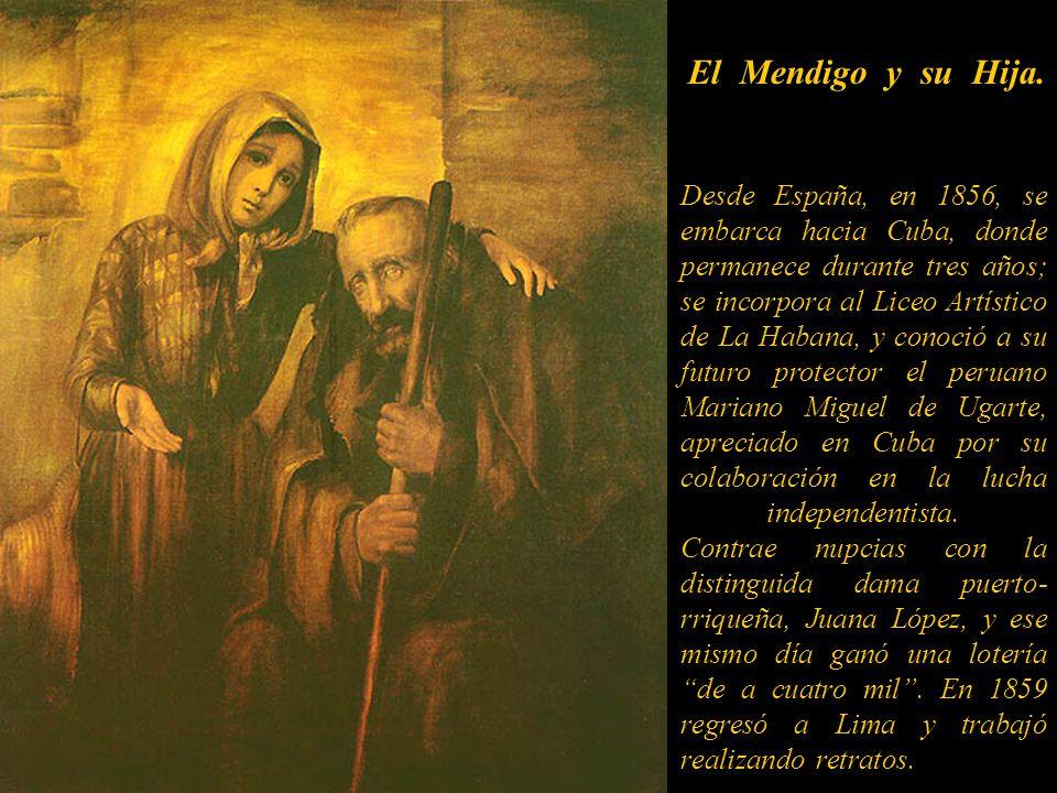 El Mendigo y su Hija.