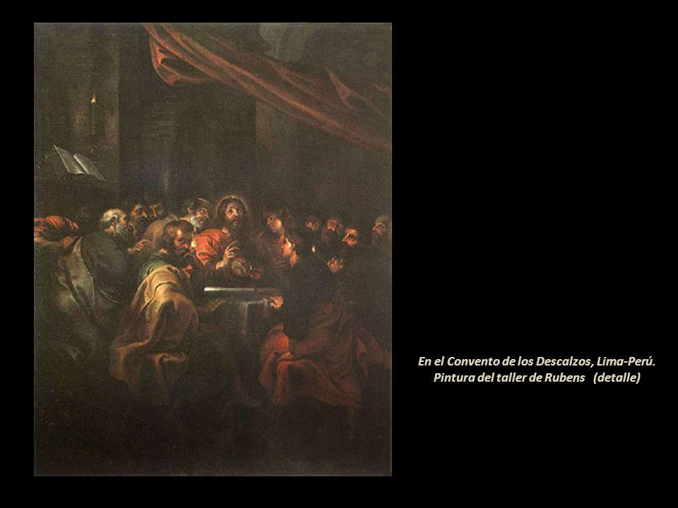 Convento de los Descalzos de Lima.