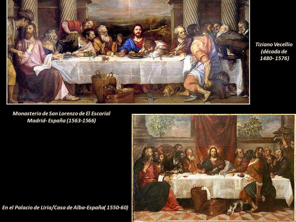 Tiziano Vecellio (década de 1480- 1576)