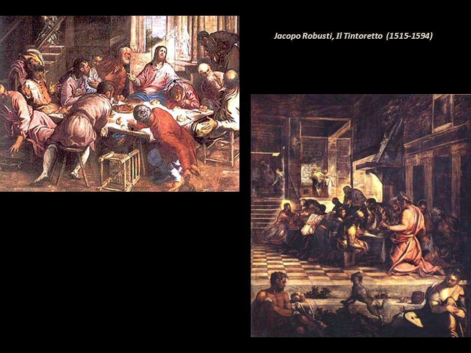 Jacopo Robusti, Il Tintoretto (1515-1594)