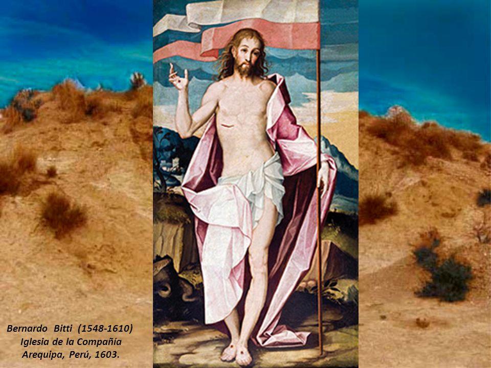 TUMBA y RESURECCIÓN de CRISTO