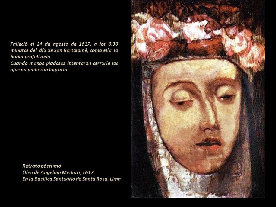 Falleció el 24 de agosto de 1617, a los 0