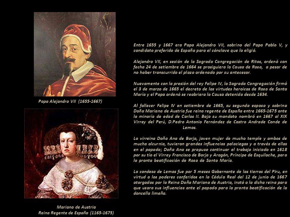 Mariana de Austria Reina Regente de España (1165-1675)