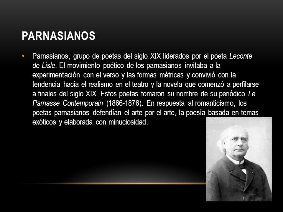 Parnasianos