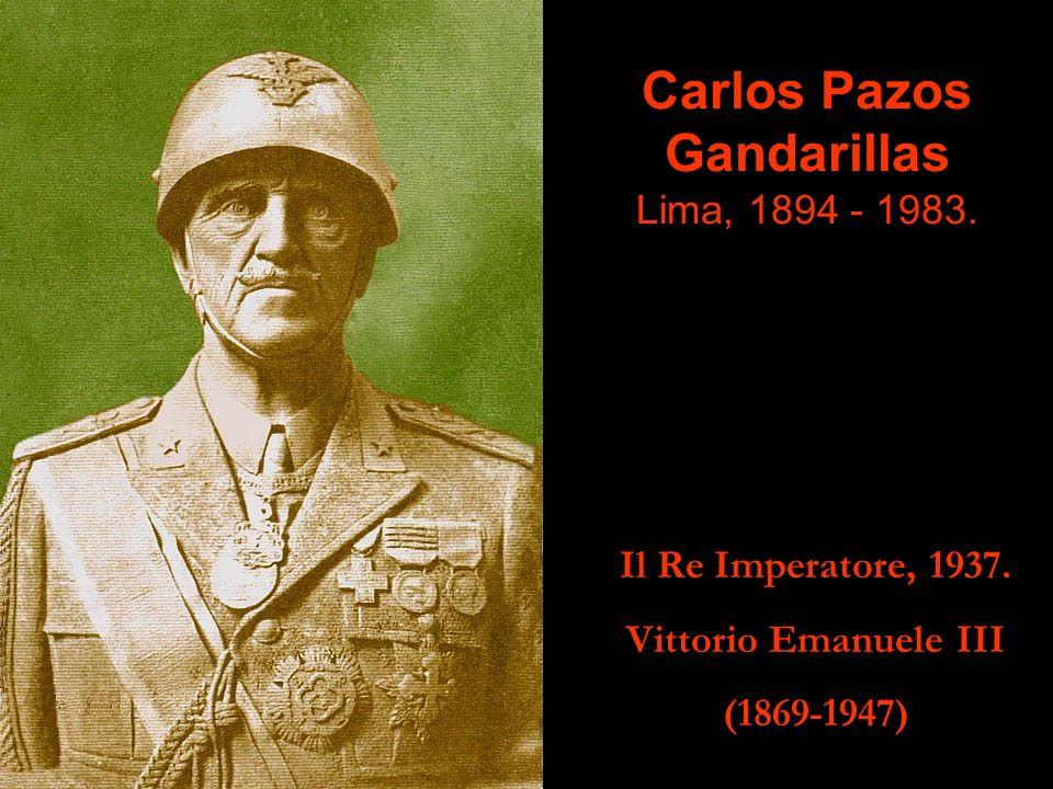 Carlos Pazos Gandarillas