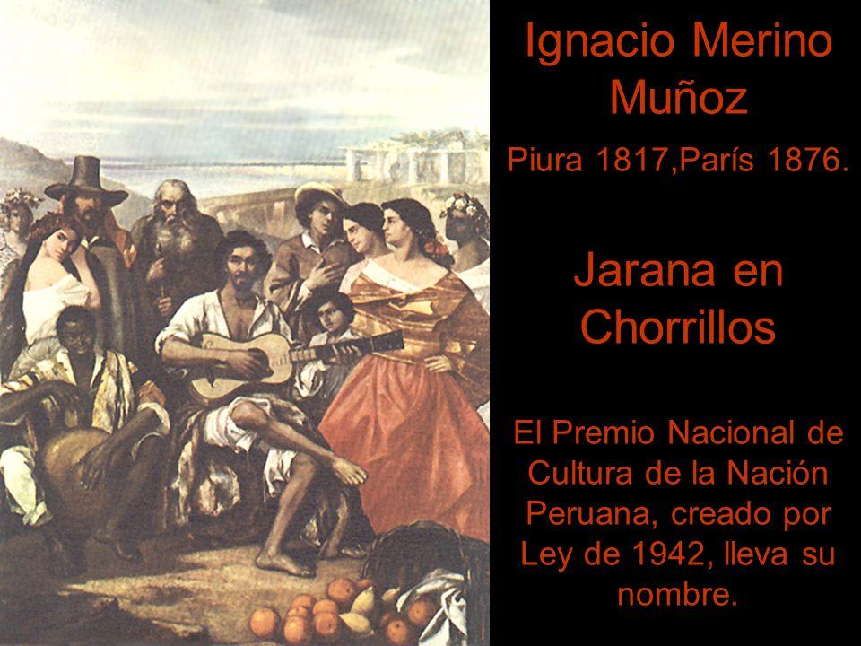 Ignacio Merino Muñoz Piura 1817,París 1876