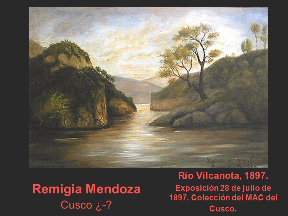Remigia Mendoza Cusco ¿-