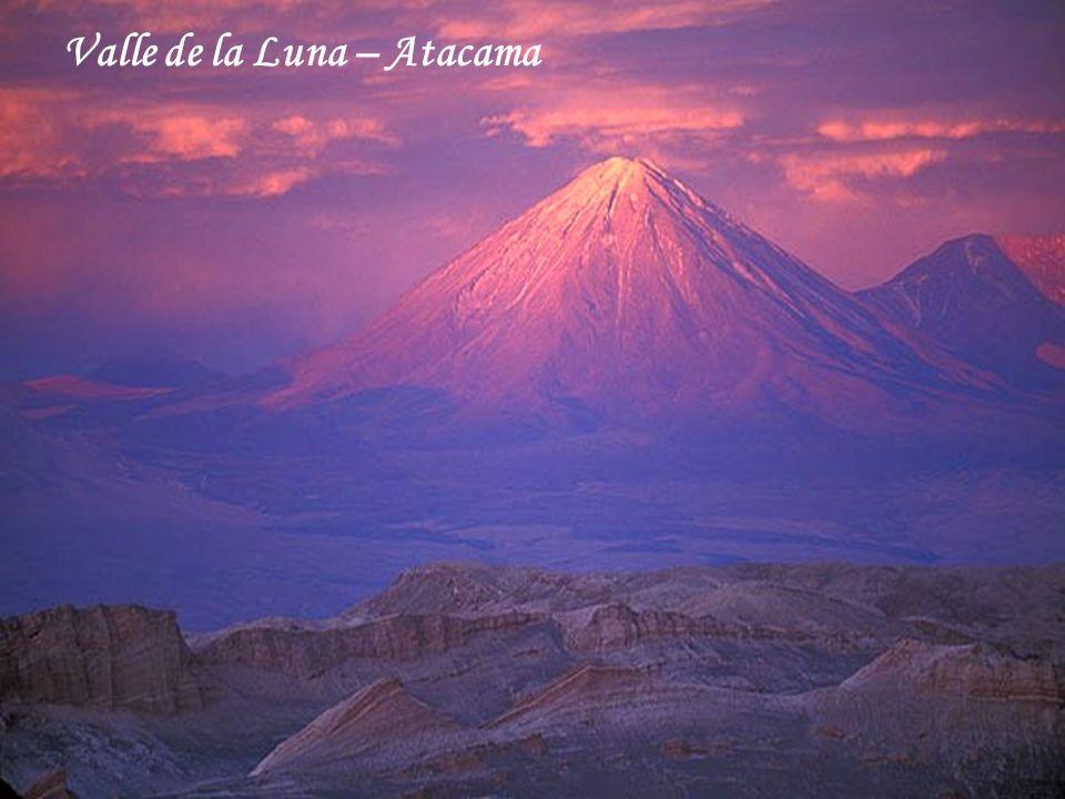 Valle de la Luna – Atacama