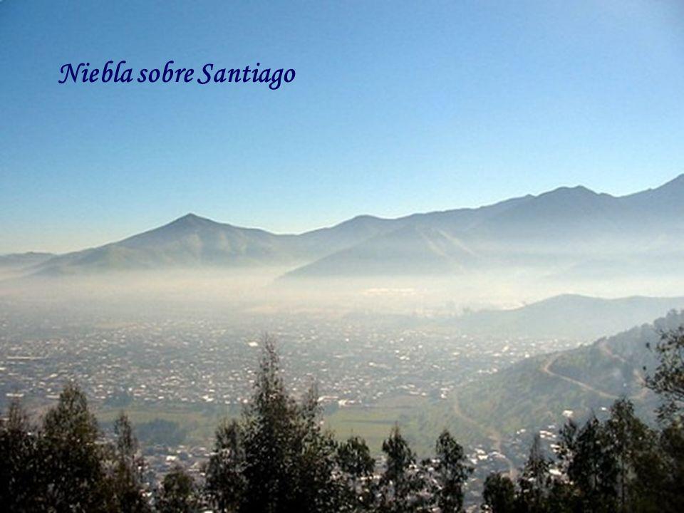 Niebla sobre Santiago