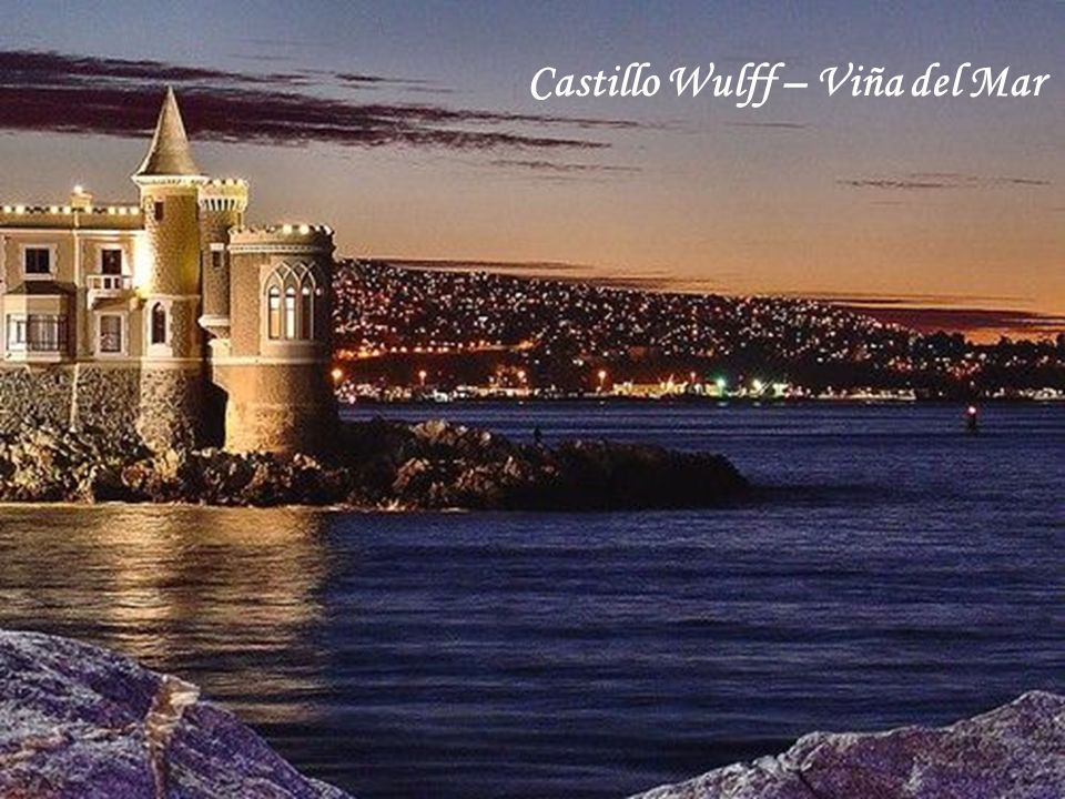 Castillo Wulff – Viña del Mar
