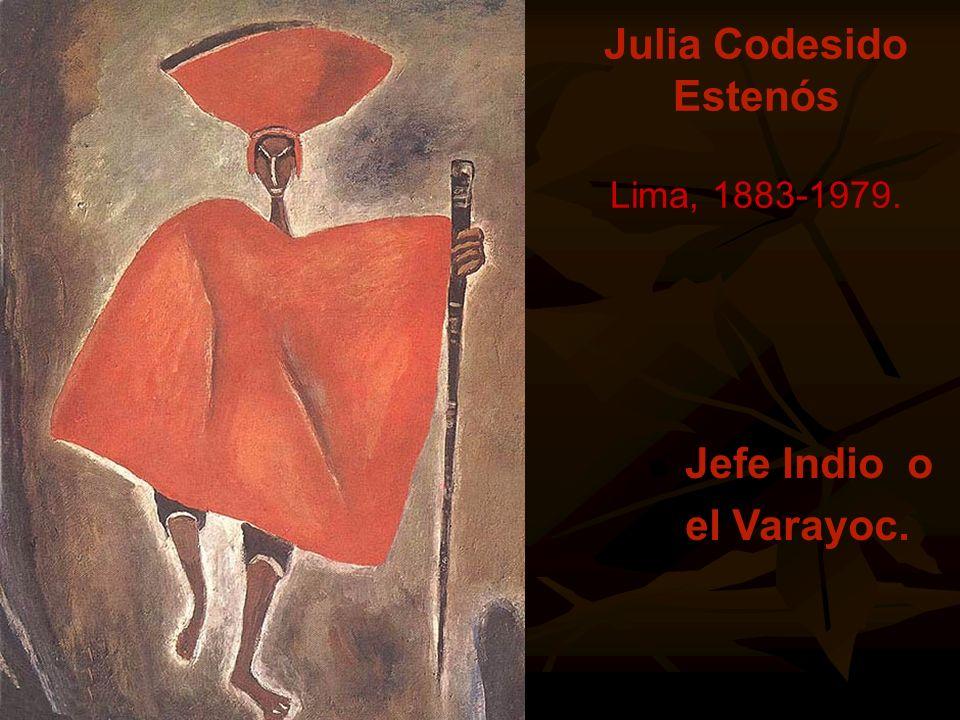 Julia Codesido Estenós Lima, 1883-1979.