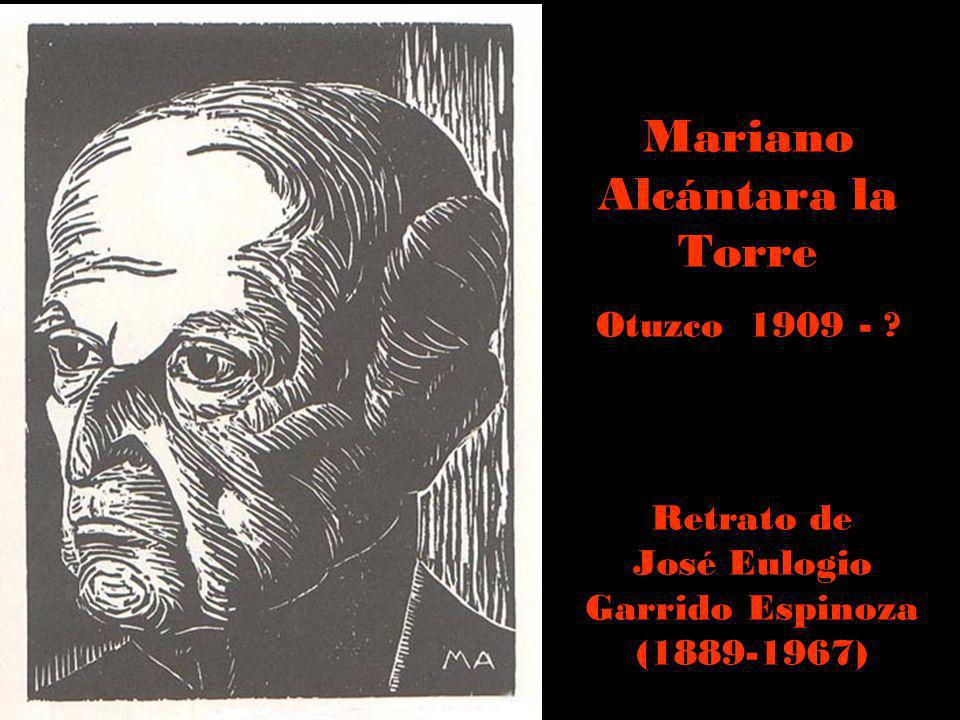 Mariano Alcántara la Torre Otuzco 1909 -