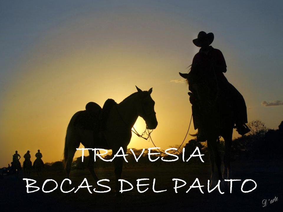 TRAVESIA BOCAS DEL PAUTO