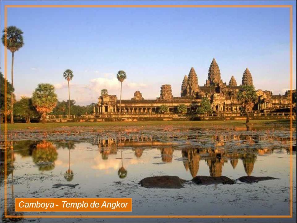 Camboya - Templo de Angkor