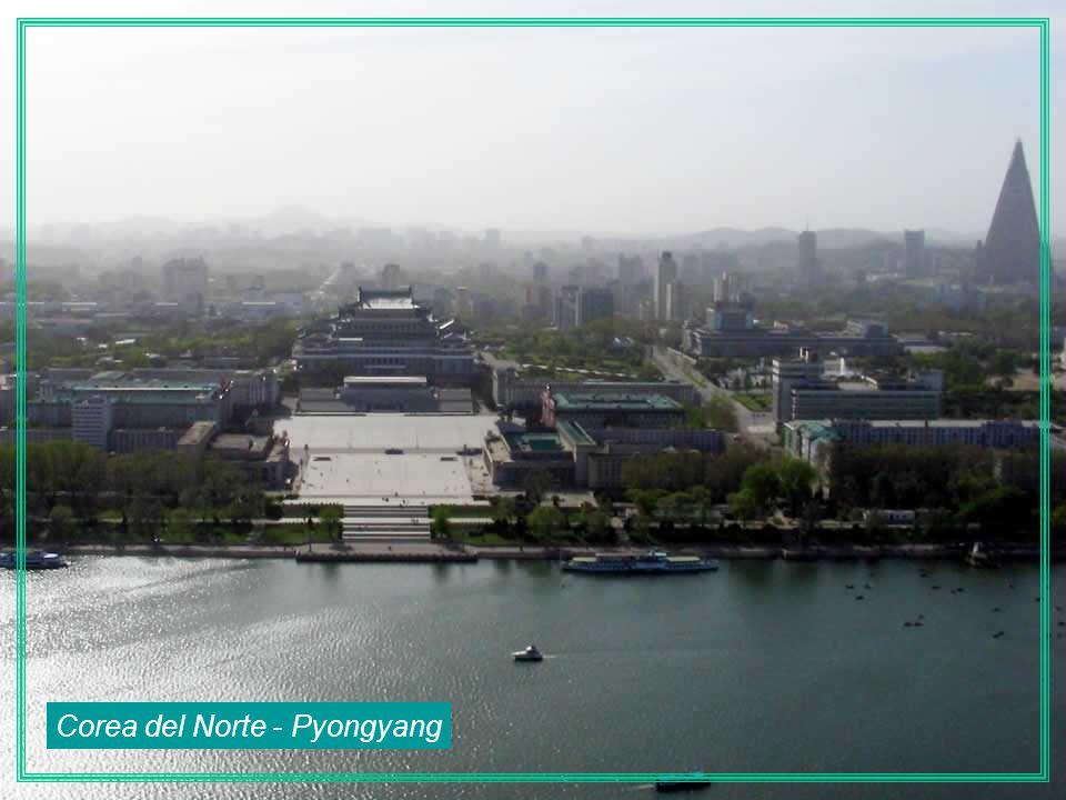 Corea del Norte - Pyongyang
