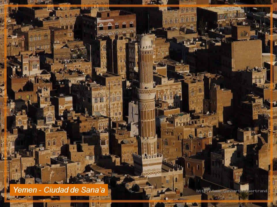 Yemen - Ciudad de Sana'a