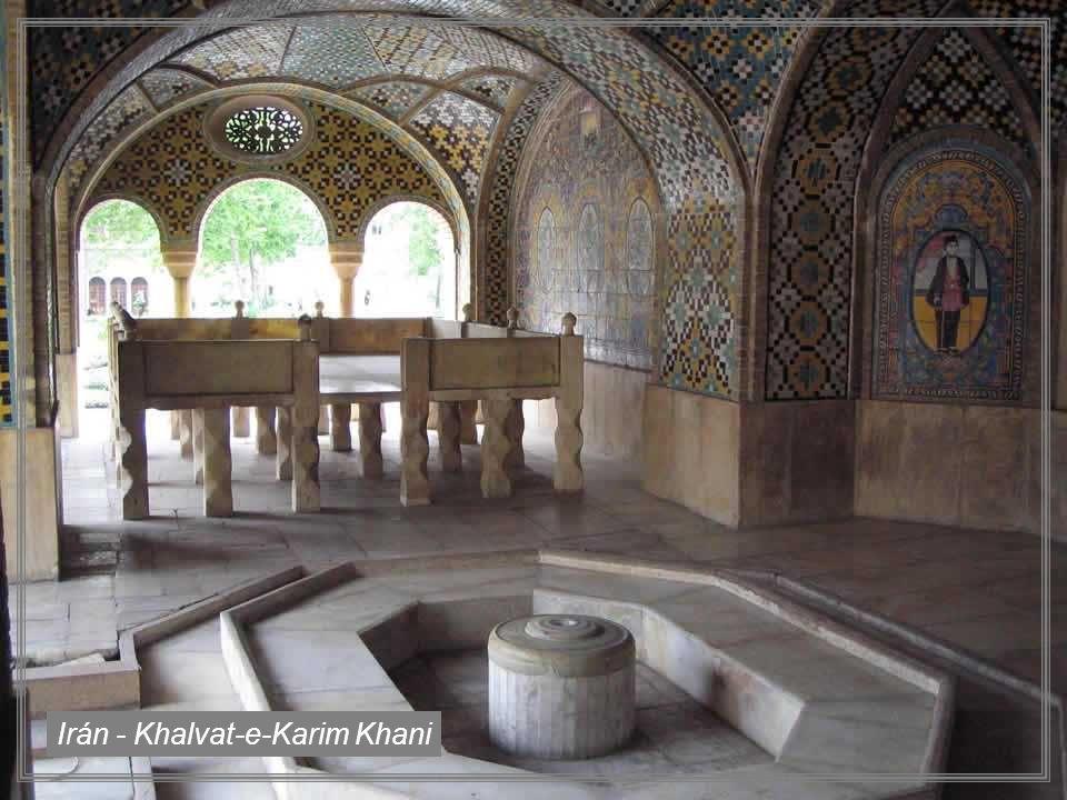 Irán - Khalvat-e-Karim Khani