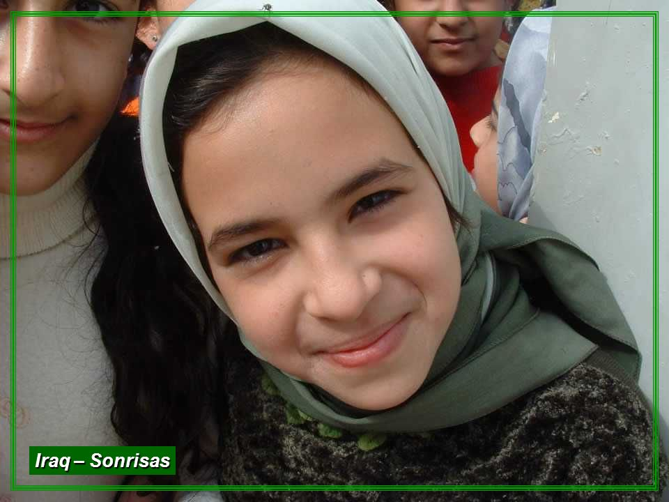 Iraq – Sonrisas