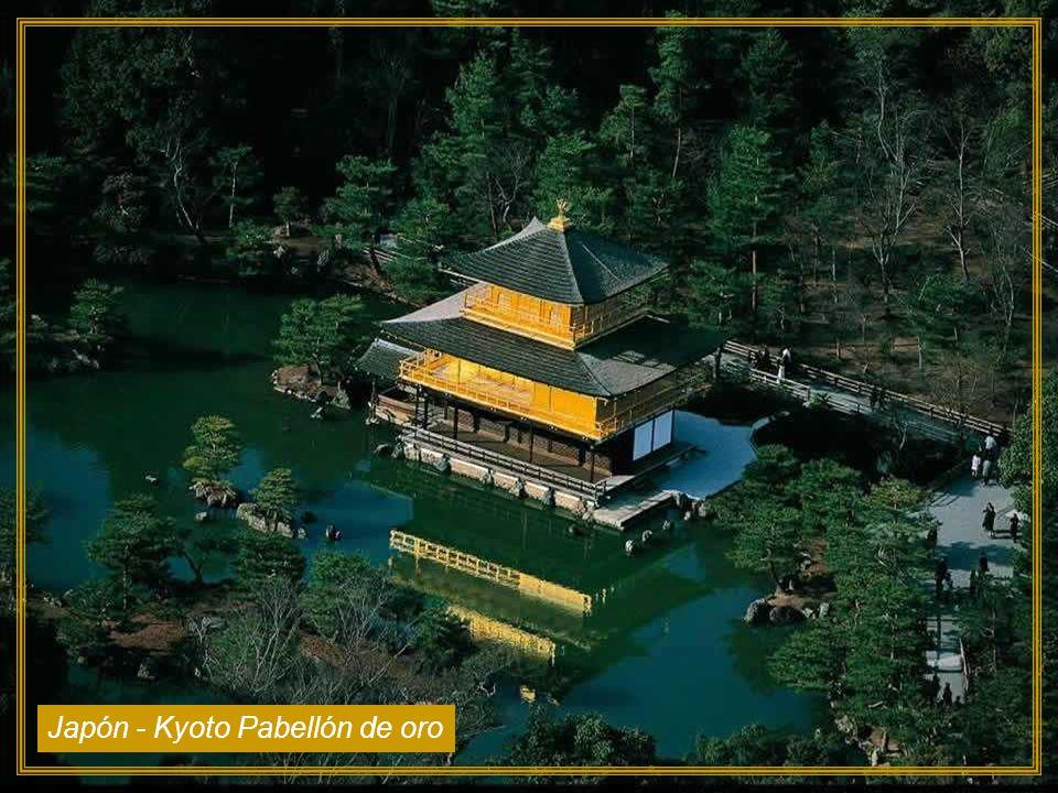 Japón - Kyoto Pabellón de oro